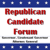 Republican candidate forum April 22nd, 1:00 PM at the Goochland High School