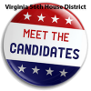 Candidate forum for the 56th district house seat to be held at Goochland High School June 3rd